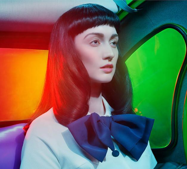 Miles Aldridge Beauty Vogue Italia 5pg