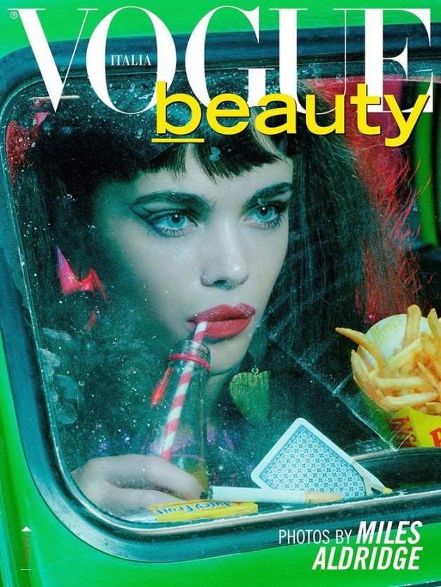 Miles Aldridge Beauty Vogue Italia