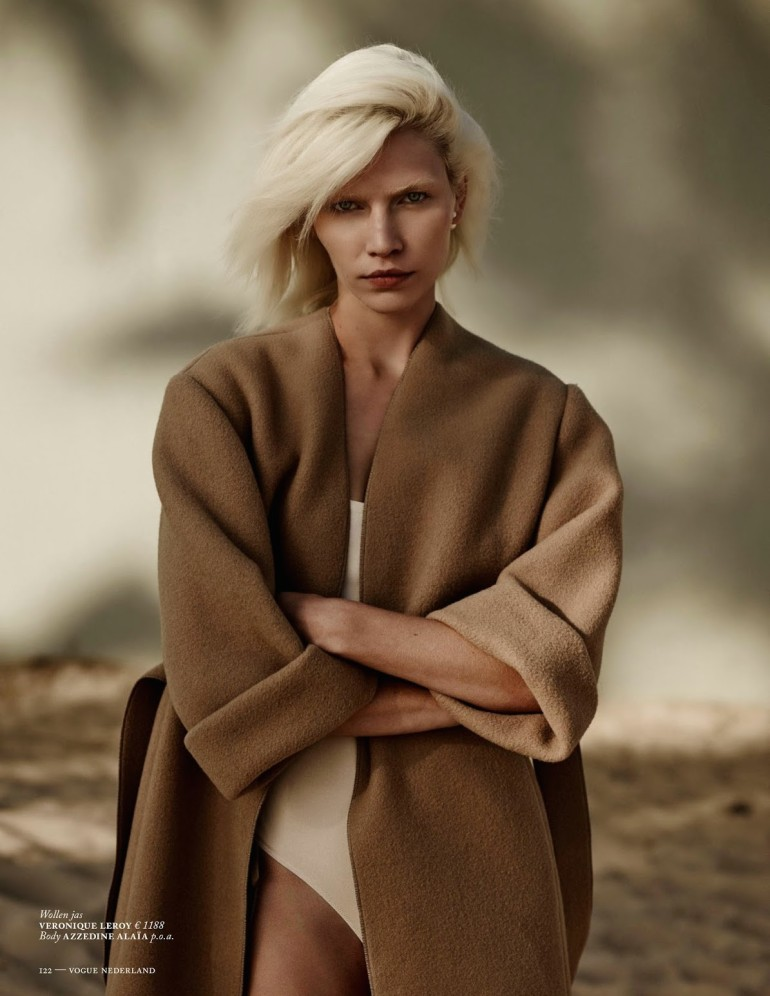 Aline Weber By Annemarieke Van Drimmelen For Vogue Netherlands 11