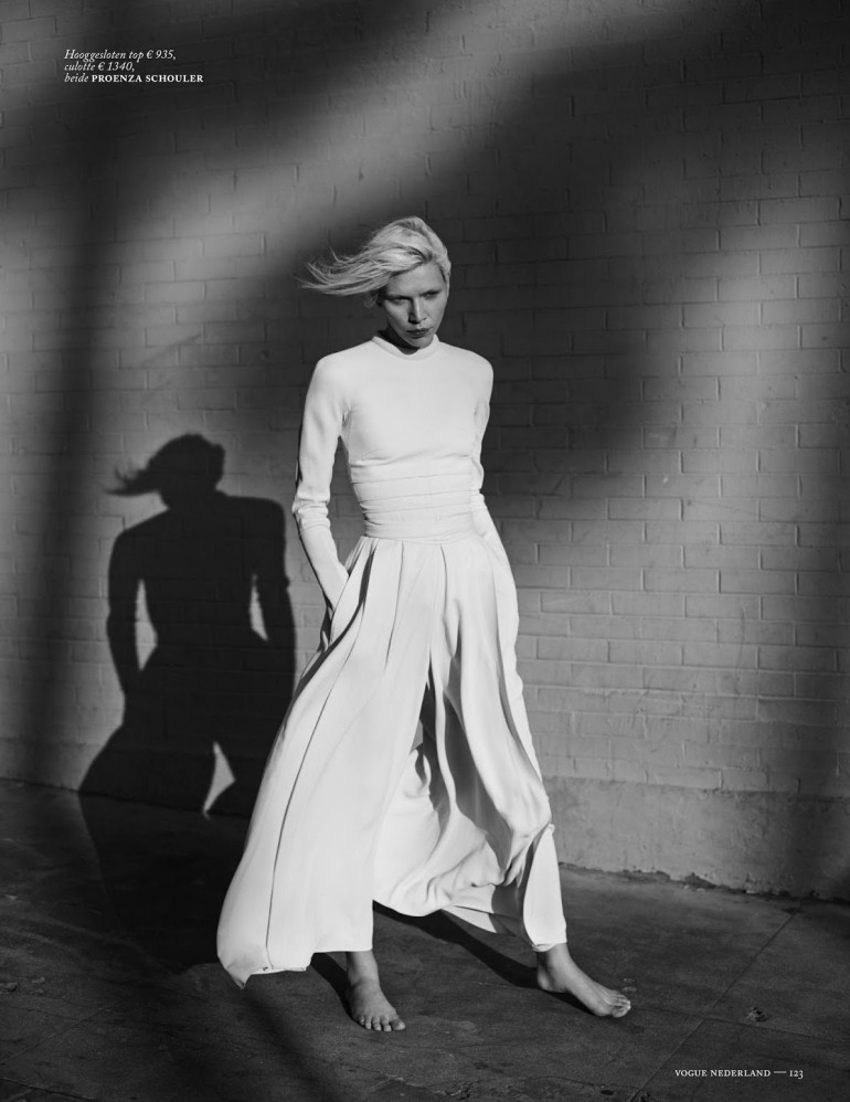 Aline Weber By Annemarieke Van Drimmelen For Vogue Netherlands 13