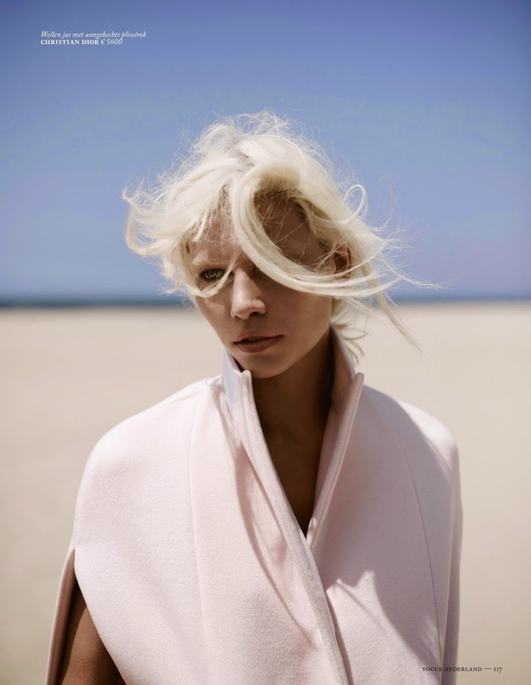 Aline Weber By Annemarieke Van Drimmelen For Vogue Netherlands 2
