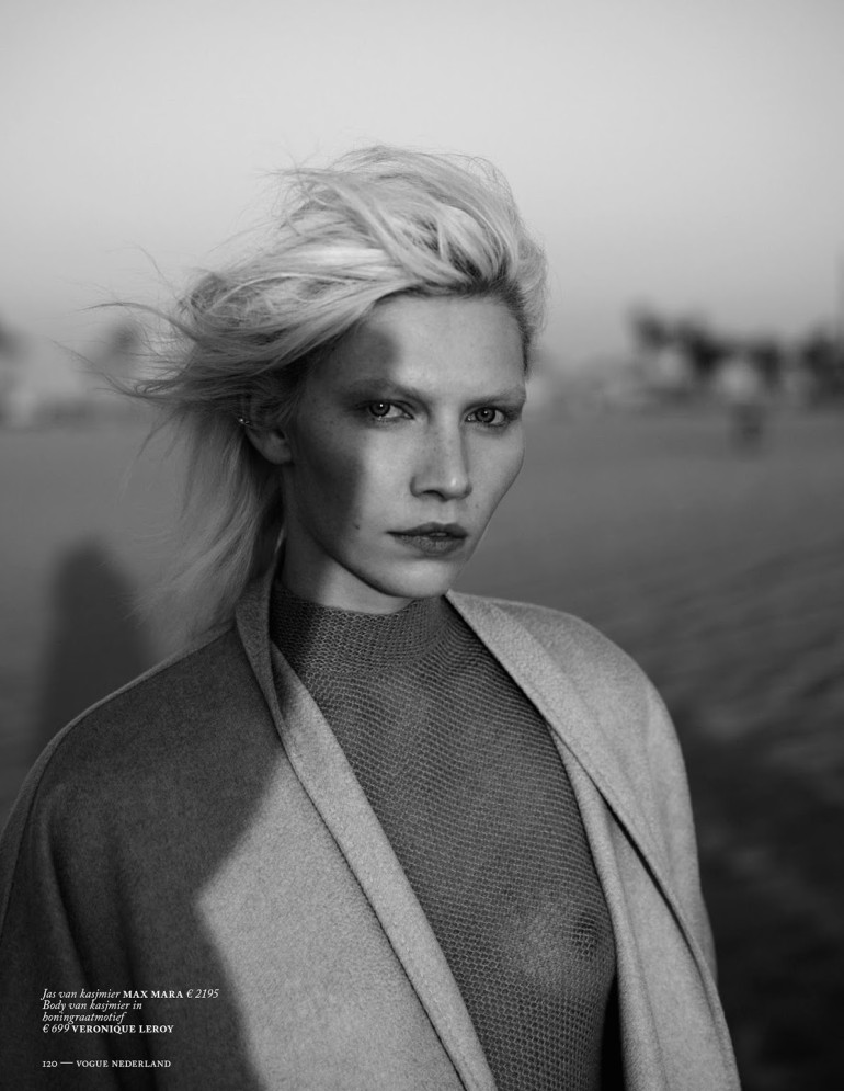 Aline Weber By Annemarieke Van Drimmelen For Vogue Netherlands 7