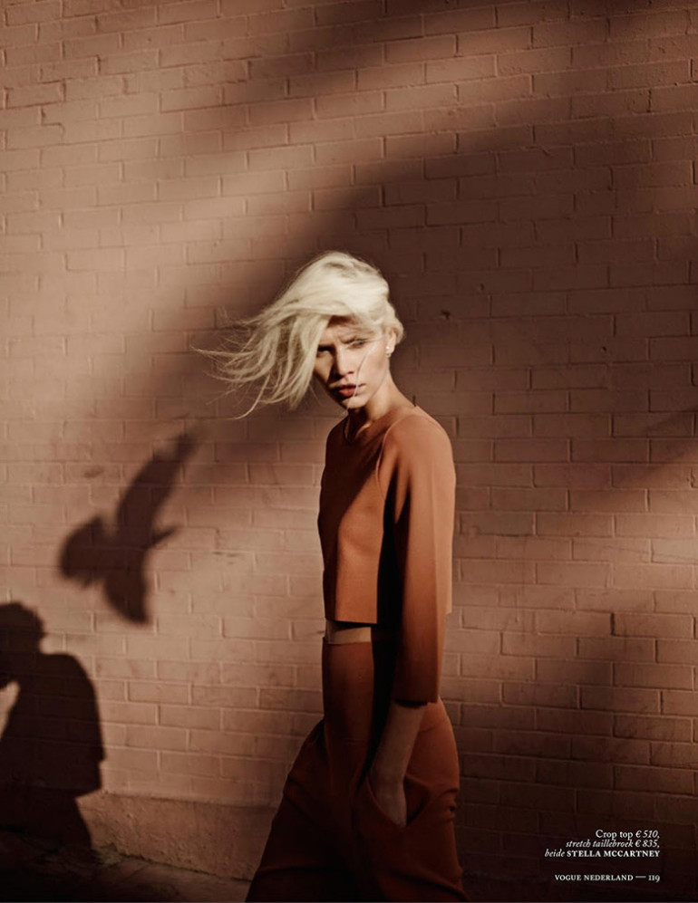 Aline Weber by Annemarieke Van Drimmelen for Vogue Netherlands 03