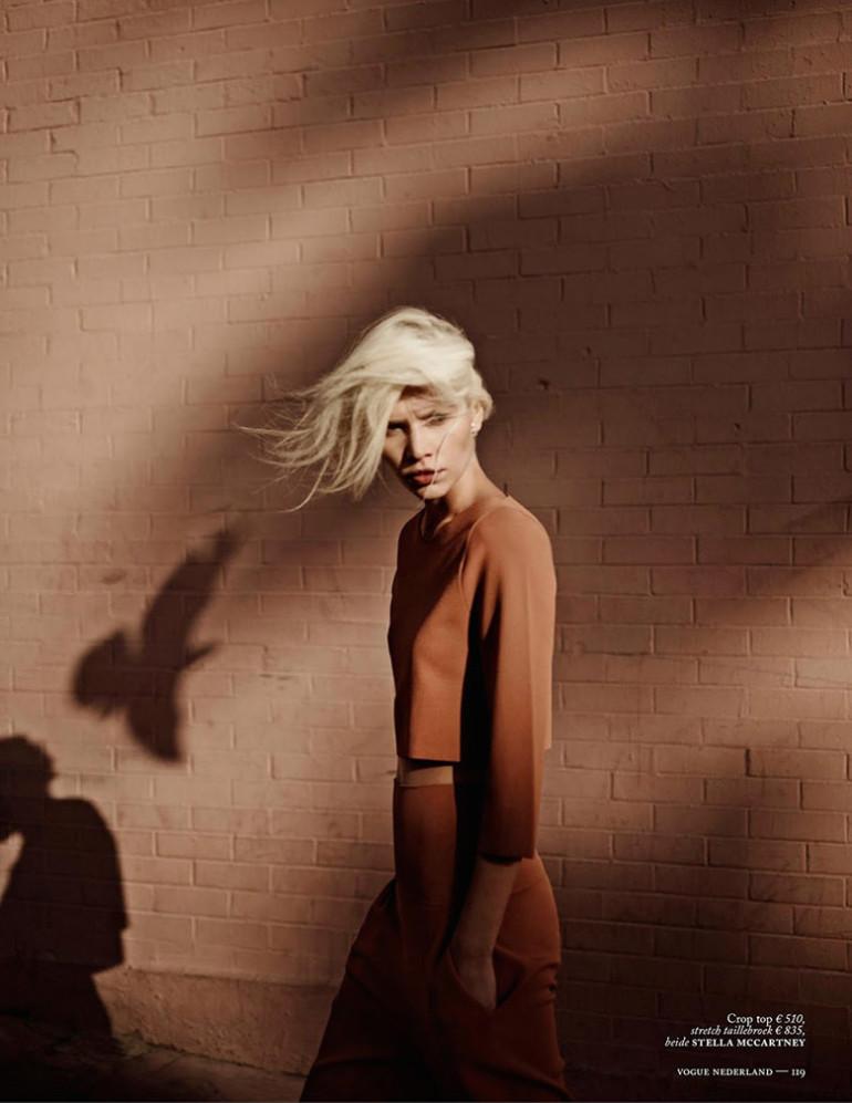 Aline Weber by Annemarieke Van Drimmelen for Vogue Netherlands 03