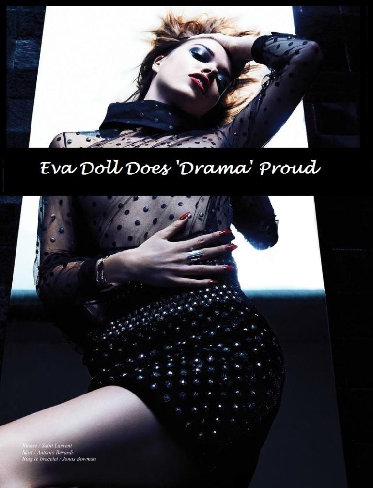 Eva Doll by Rayan Ayash for Schön Magazine 2