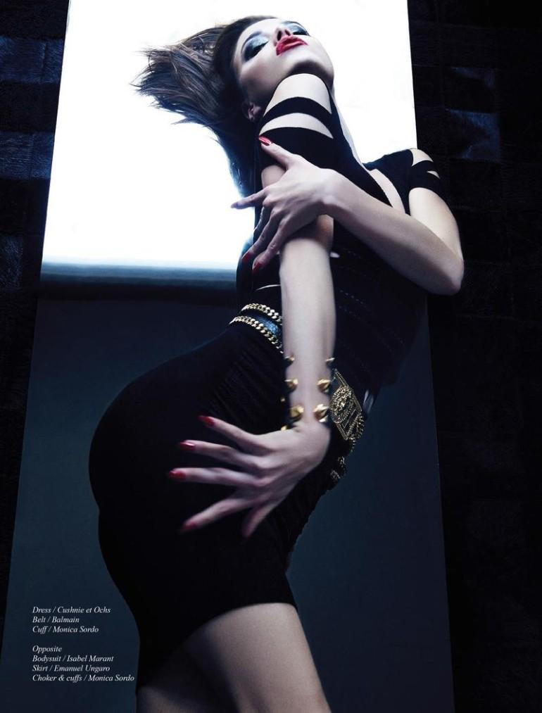Eva Doll by Rayan Ayash for Schön Magazine 7