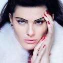 Isabeli Fontana in 'Diva Classica' By Nicole Heiniger For Harper's Bazaar Brazil 9