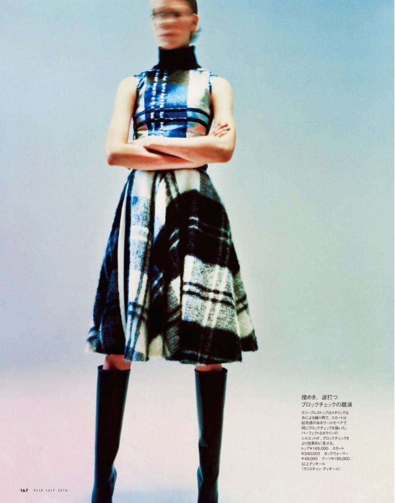 Jiro Konami by Josefien Rodermans for Elle Japan 14