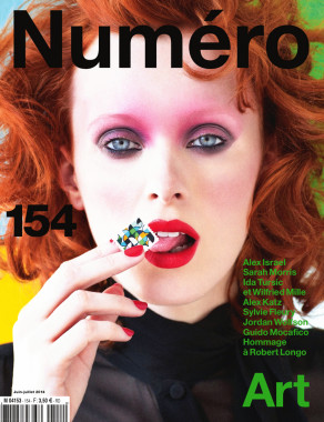 Karen Elson for Victor Demarchelier for Numero