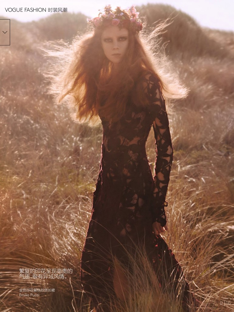 Kati Nescher And Natalie Westling By Mikael Jansson For Vogue China 10