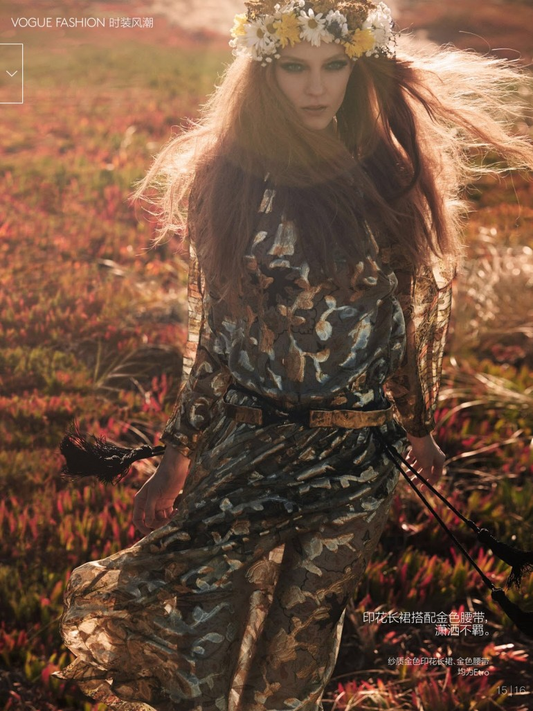 Kati Nescher And Natalie Westling By Mikael Jansson For Vogue China 19
