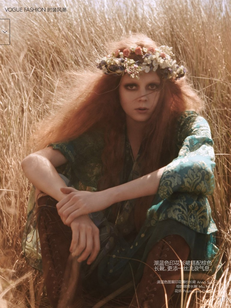Kati Nescher And Natalie Westling By Mikael Jansson For Vogue China 8