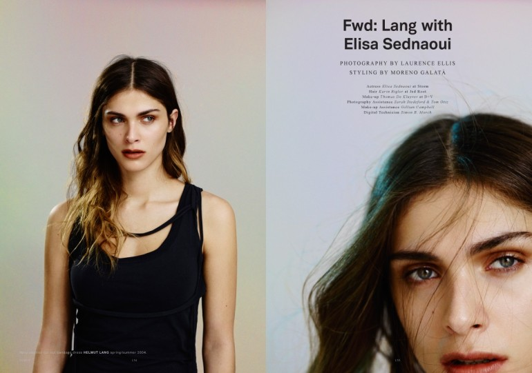 Lurve Magazine Feature