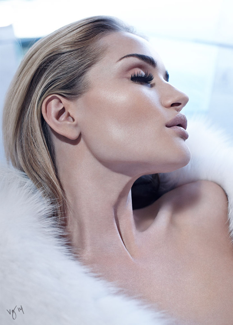 Rosie Huntington-Whiteley by Emma Summerton for Violet Grey Magazine 10