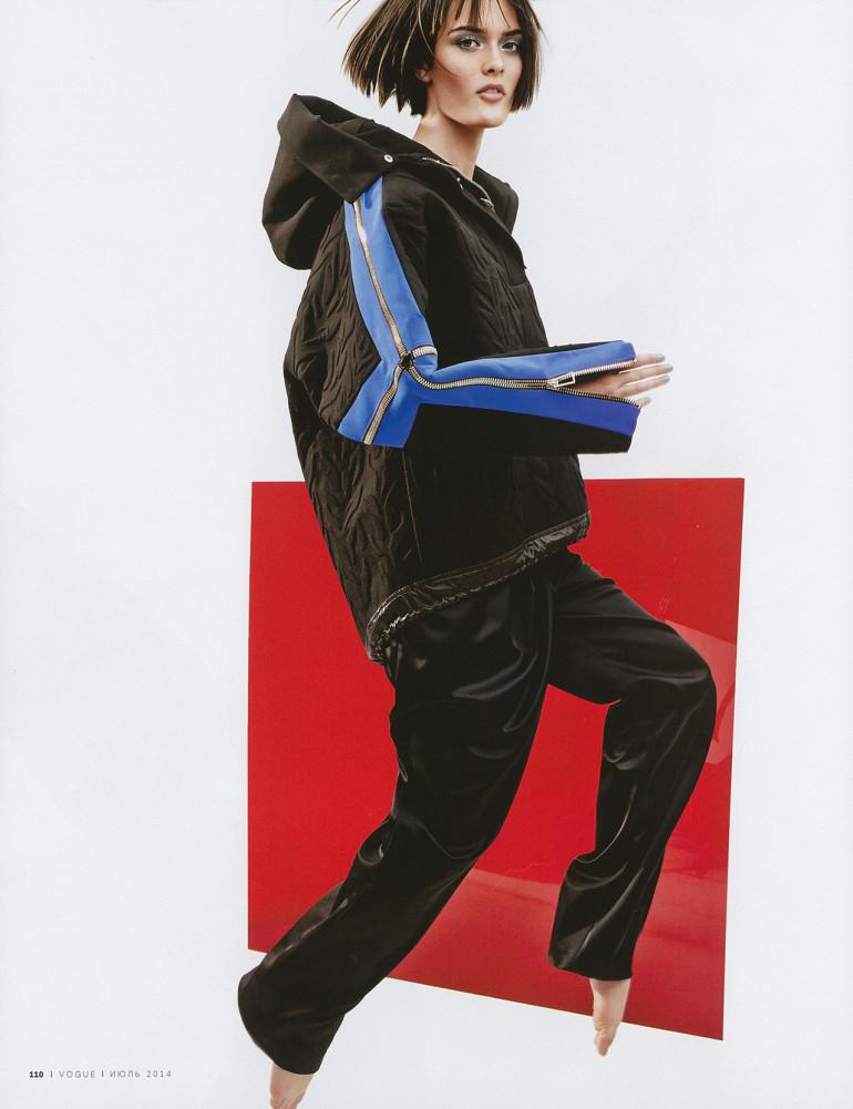 Sam Rollinson by Jason Kibbler for Vogue Russia 2