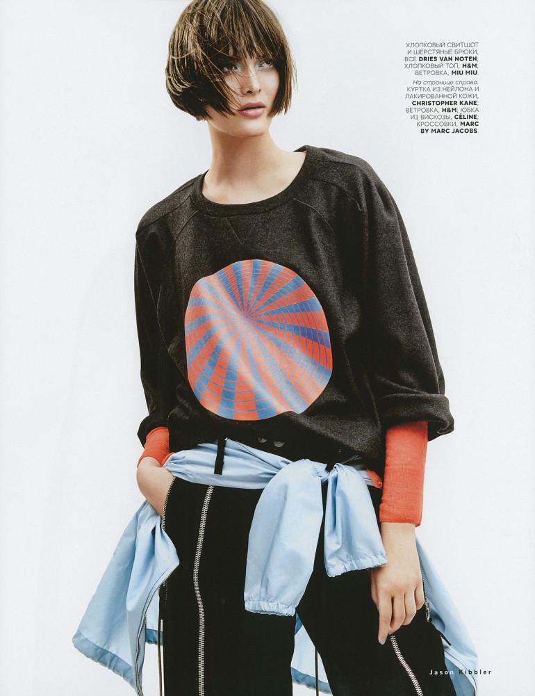 Sam Rollinson by Jason Kibbler for Vogue Russia 3