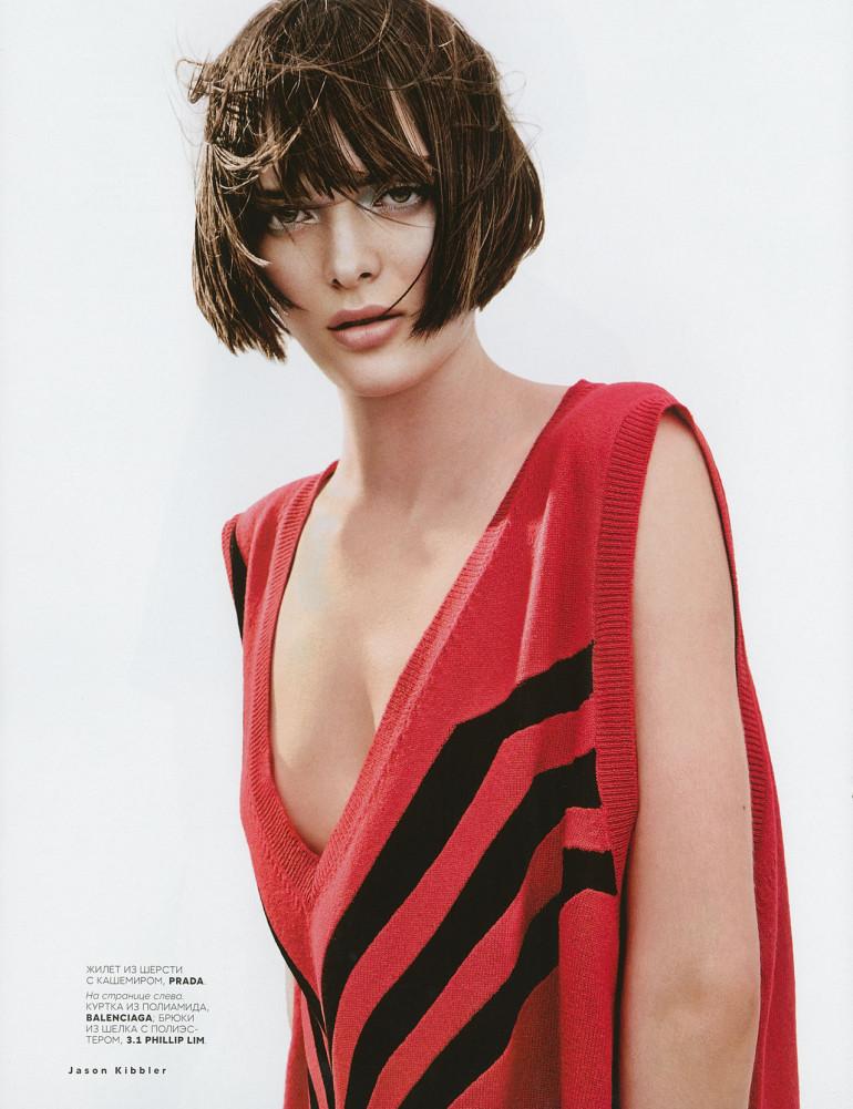 Sam Rollinson by Jason Kibbler for Vogue Russia 5