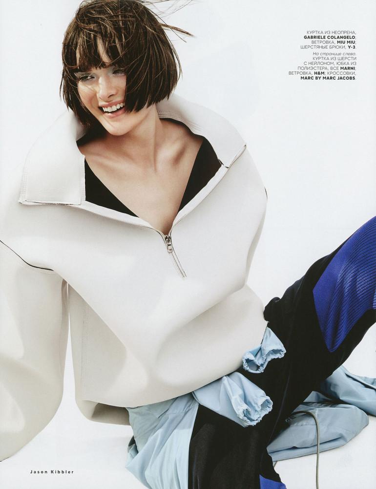 Sam Rollinson by Jason Kibbler for Vogue Russia 8