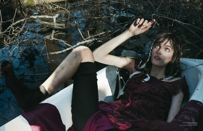 Zuzanna Bijoch By Boe Marion For SSAW Scandinavia 5