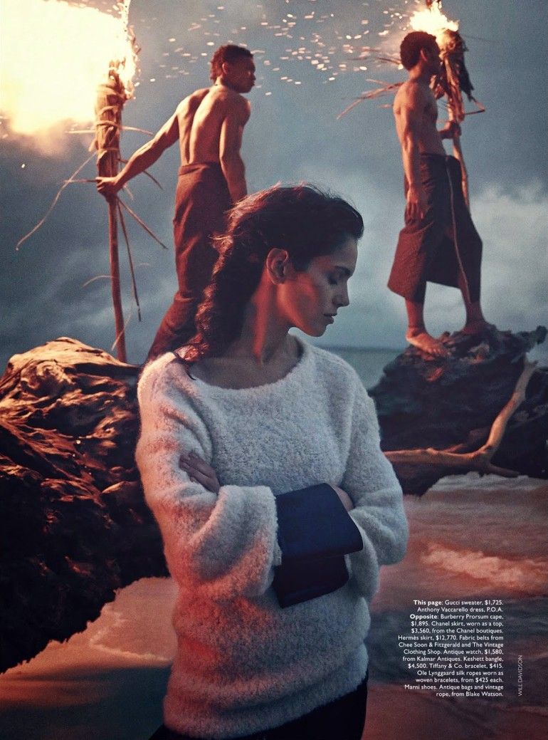 Amanda Wellsh By Will Davidson For Vogue Australia 3