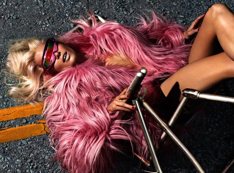 Anna Ewers by Mert & Marcus Vogue Paris 10