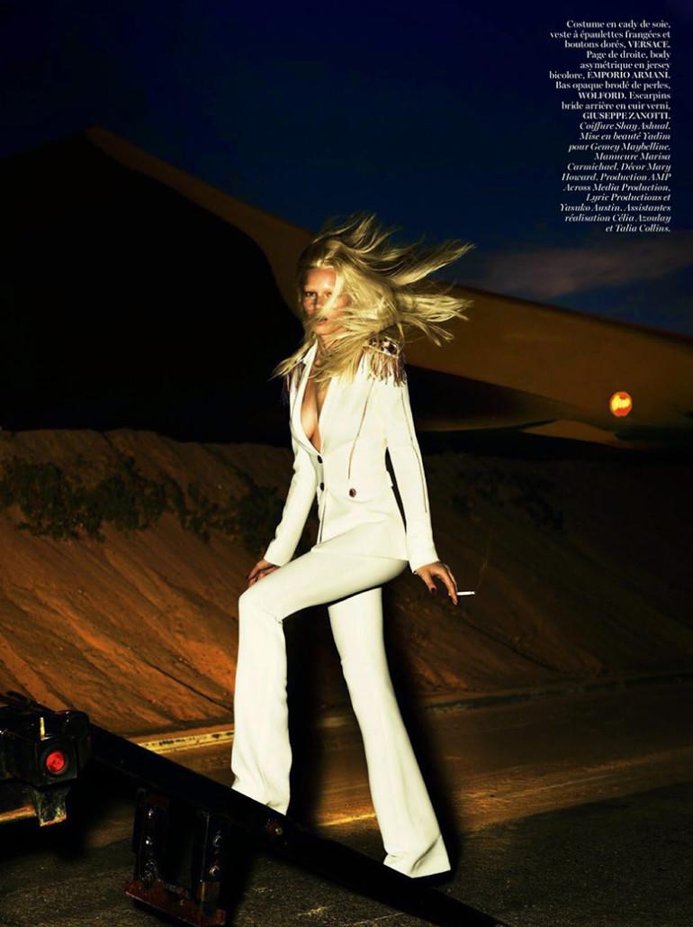 Anna Ewers by Mert & Marcus Vogue Paris 16