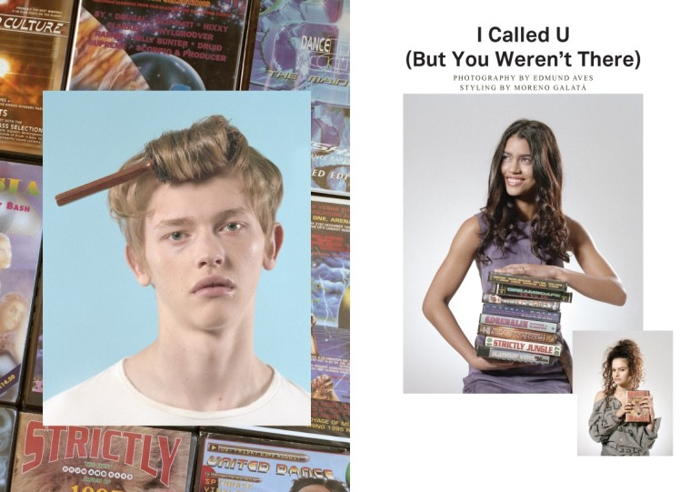 Edmund Aves 'I Called but Your Weren't There' Lurve Magazine