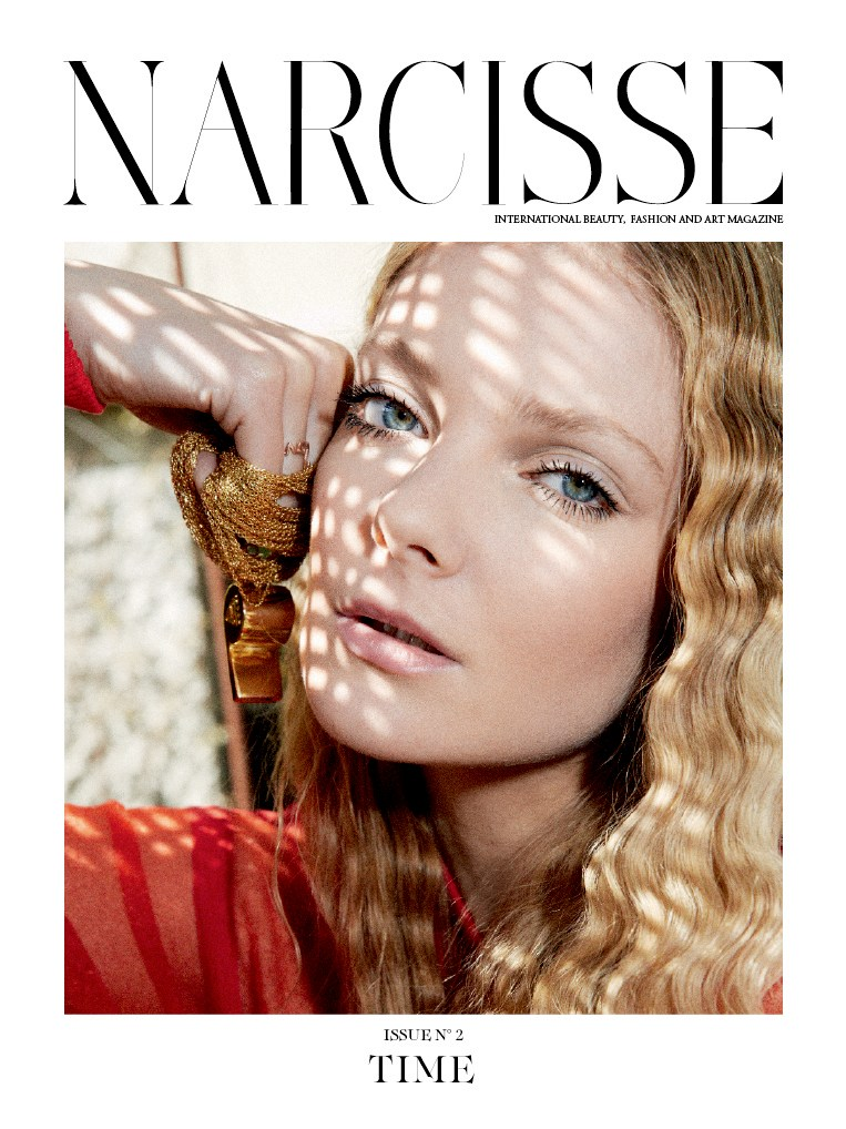 Eniko Mihalik By Markus Pritzi For Narcisse Cover
