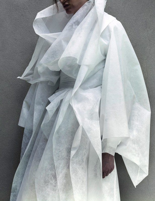 Gareth Pugh 'Labyrinth' by Jackie Nickerson For Dazed Magazine 6