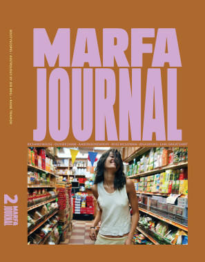 Jac Jagaciak 'I am Your Tinder Surprise' Joachim Johnson for Marfa Journal