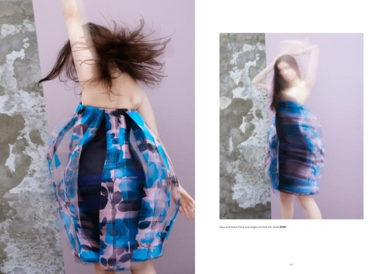 Lily McMenamy 'A Subtle Twist' by Sonia Sieff Lurve Magazine 6
