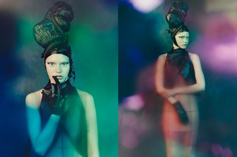 Sophia Nilsson 'Plastic Fusion By Nicolas Guérin For Vestal Magazine! 15