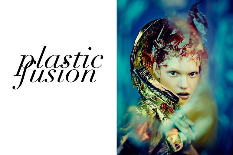Sophia Nilsson 'Plastic Fusion By Nicolas Guérin For Vestal Magazine!