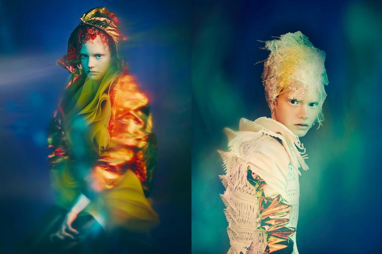 Sophia Nilsson 'Plastic Fusion' by Nicolas Guérin for Vestal Magazine! 3