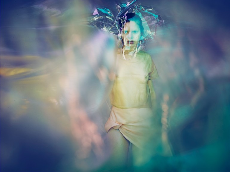 Sophia Nilsson 'Plastic Fusion' by Nicolas Guérin for Vestal Magazine! 5
