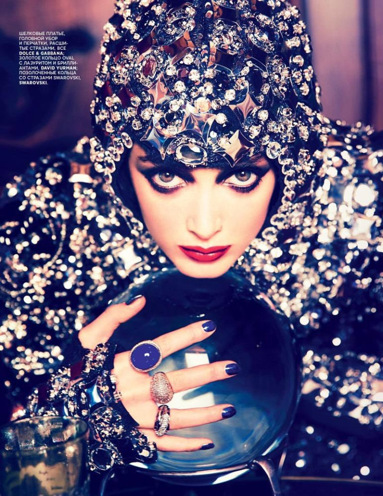 Charlotte-Lebon-by-Ellen-von-Unwerth-for-Vogue-Russia-August-2014-9
