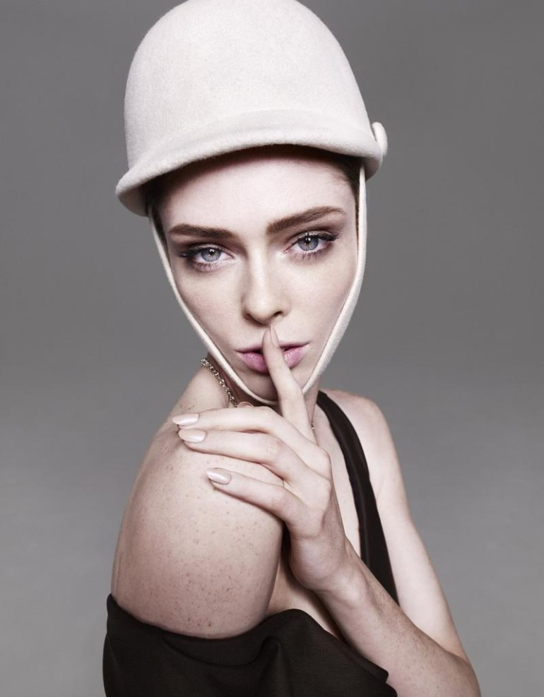 Coco Rocha by John-Paul Pietrus for Citizen K