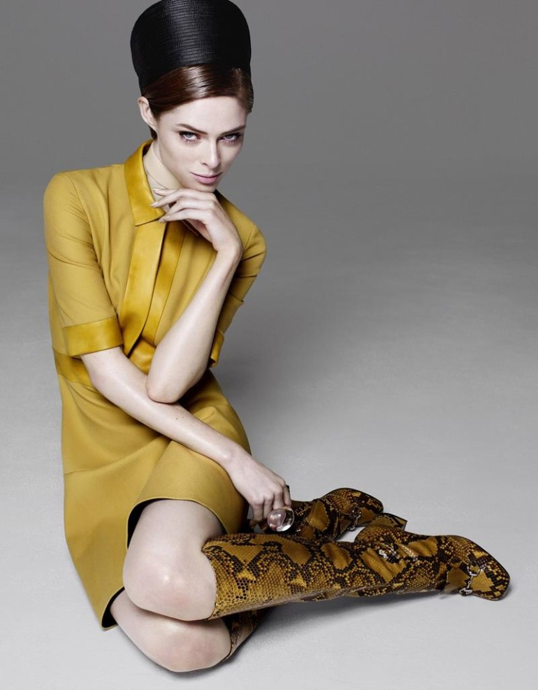 Coco Rocha by John-Paul Pietrus for Citizen K  International 1