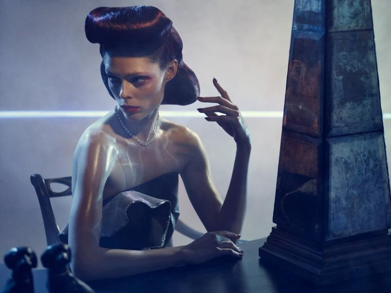 Coco Rocha by John-Paul Pietrus for Citizen K  International 10