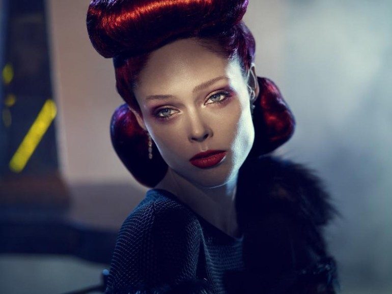 Coco Rocha by John-Paul Pietrus for Citizen K  International 11