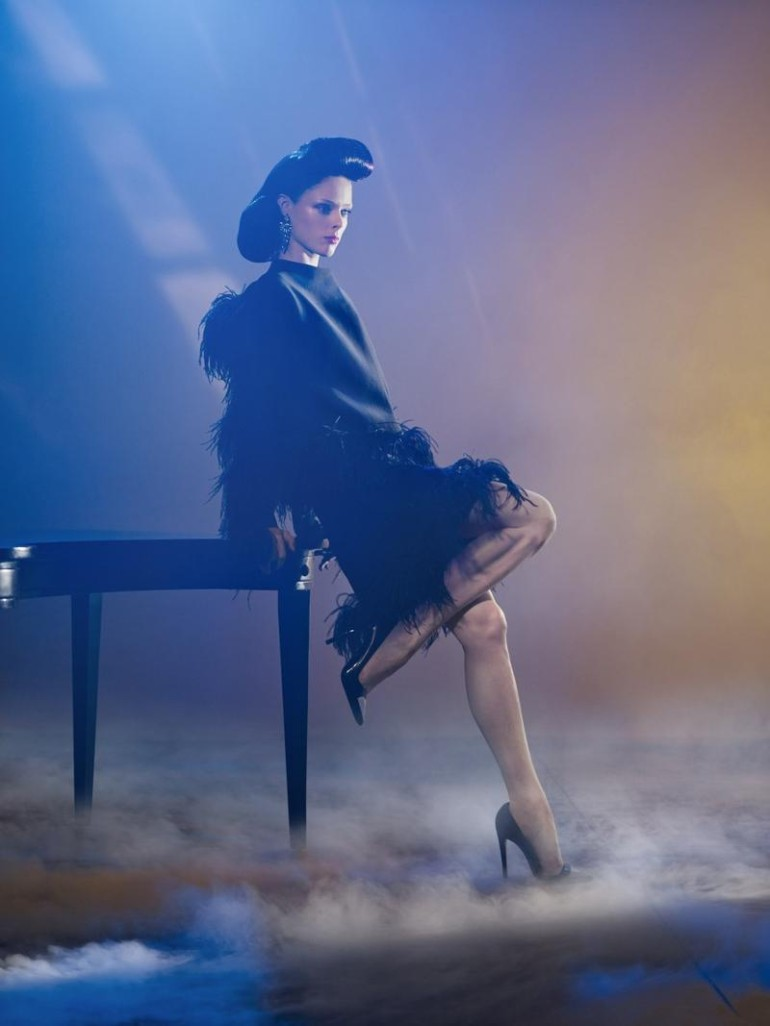 Coco Rocha by John-Paul Pietrus for Citizen K  International 12