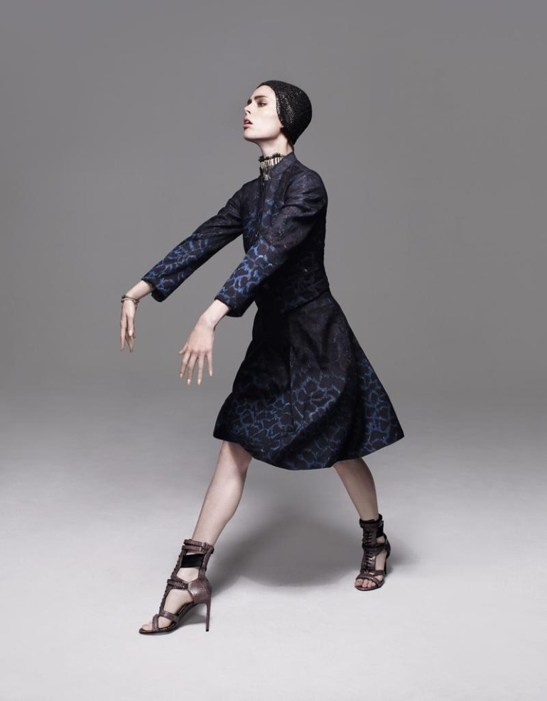 Coco Rocha by John-Paul Pietrus for Citizen K  International 22