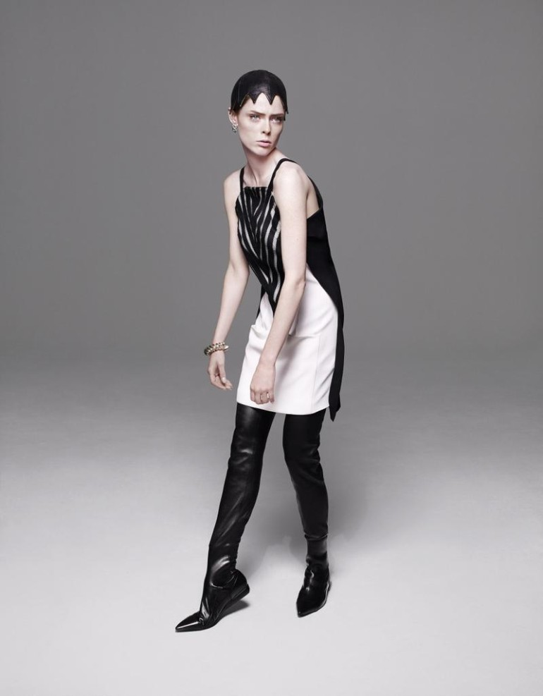 Coco Rocha by John-Paul Pietrus for Citizen K  International 5