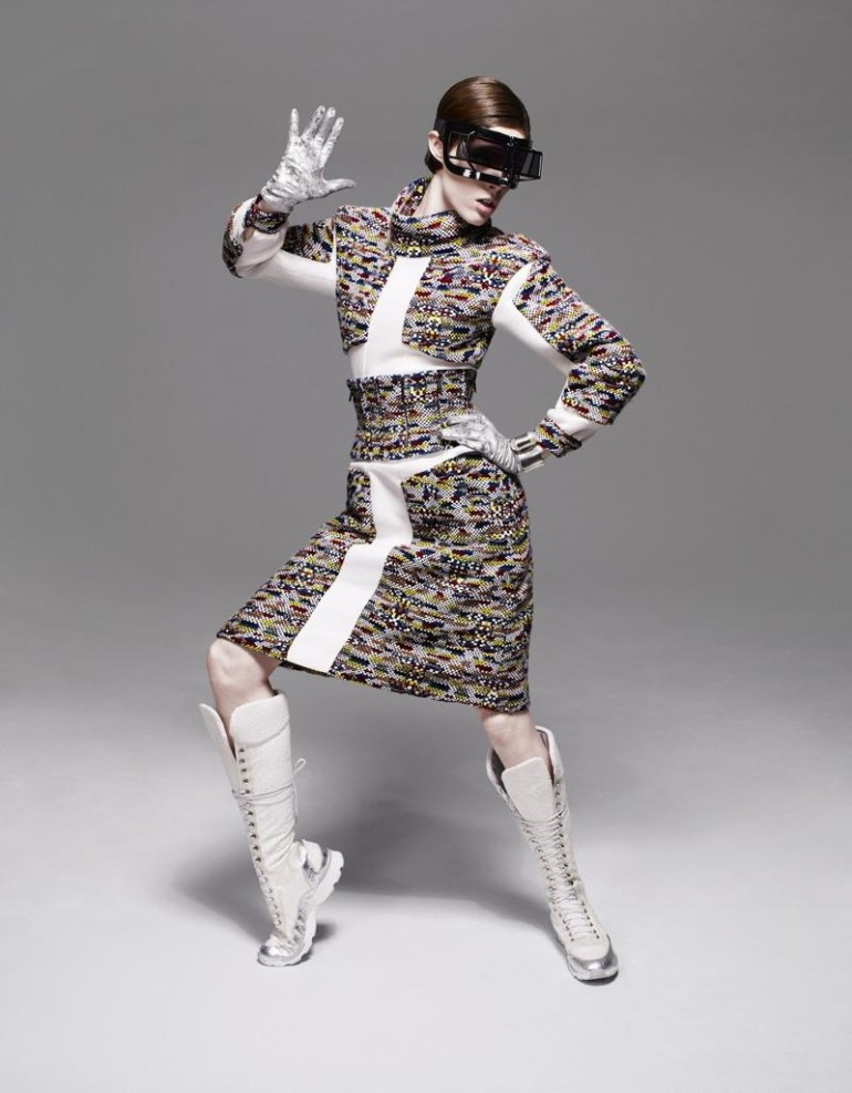 Coco Rocha by John-Paul Pietrus for Citizen K  International 6
