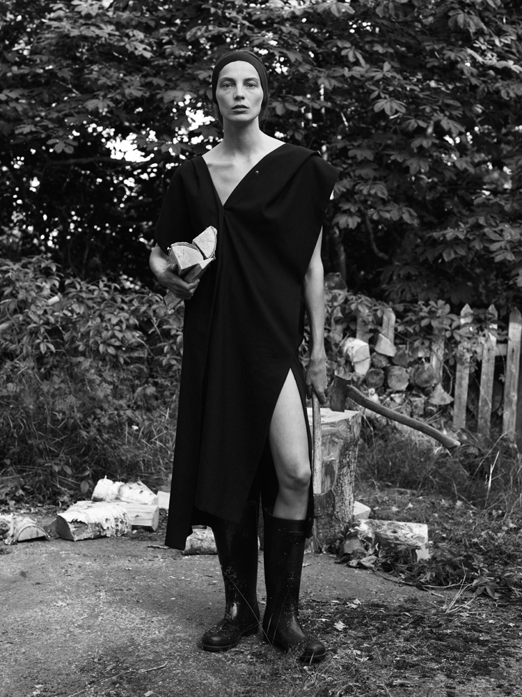 Daria Werbowy By Mikael Jansson For Interview September 2014 . 14
