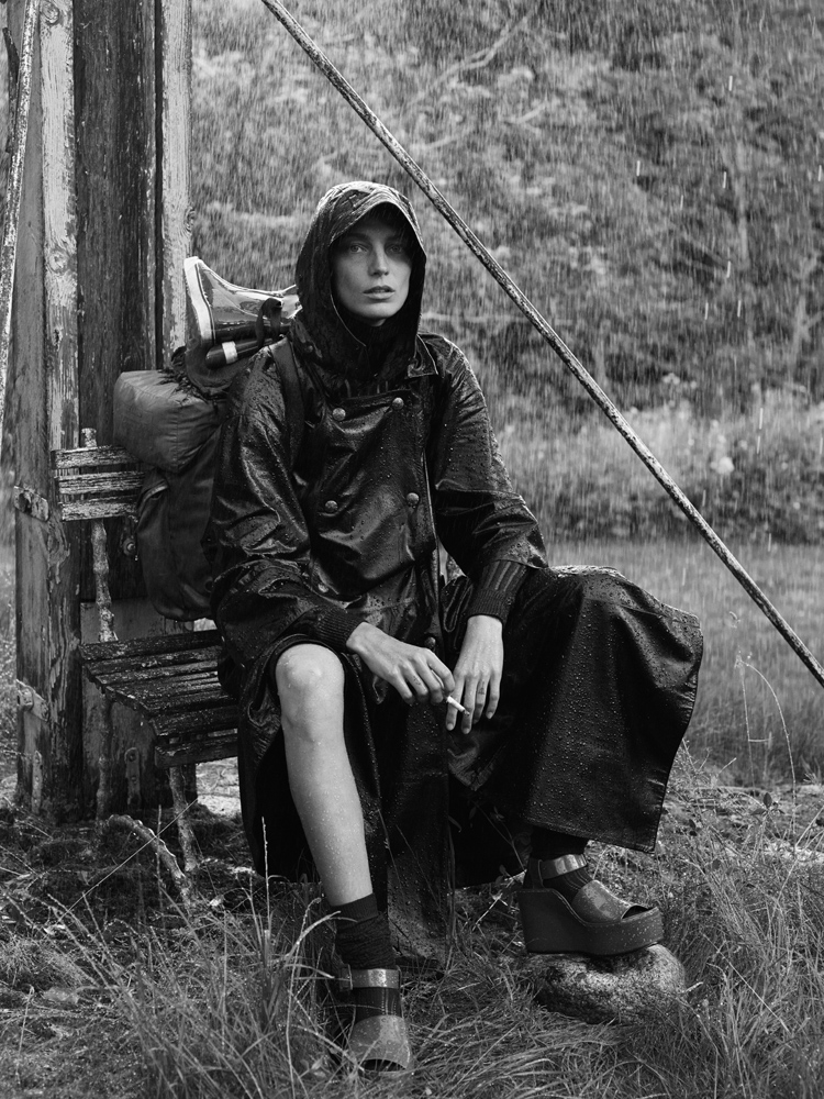 Daria Werbowy By Mikael Jansson For Interview September 2014 . 15