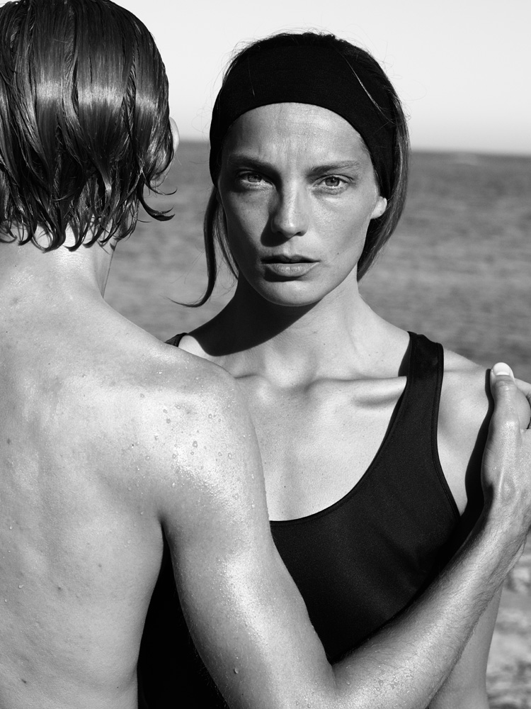 Daria Werbowy By Mikael Jansson For Interview September 2014 7