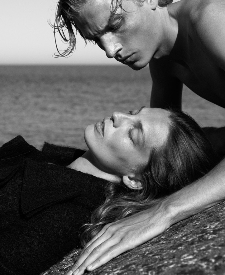Daria Werbowy By Mikael Jansson For Interview September 20143