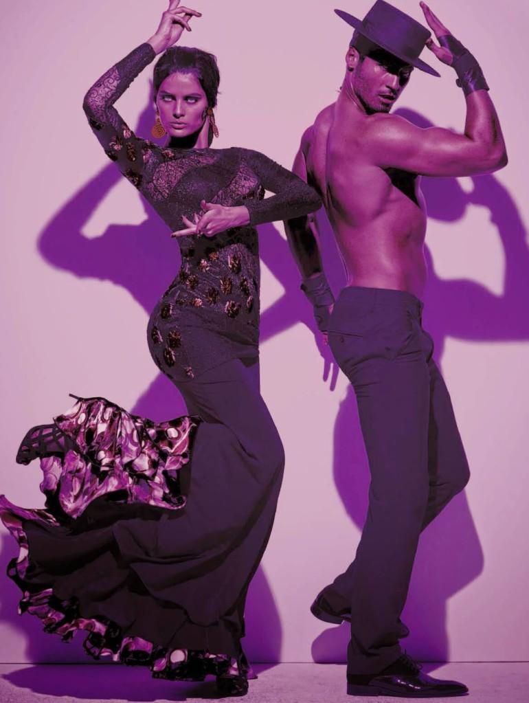 Isabeli Fontana 'Tentadora' By Steven Meisel For Vogue Italia 3