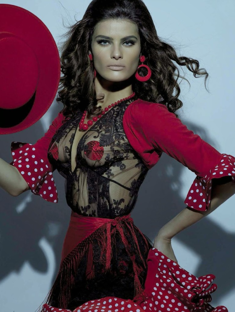 Isabeli Fontana 'Tentadora' By Steven Meisel For Vogue Italia 8